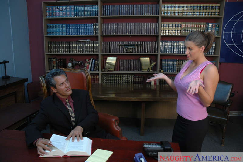 Naughty Office - Sara Stone
