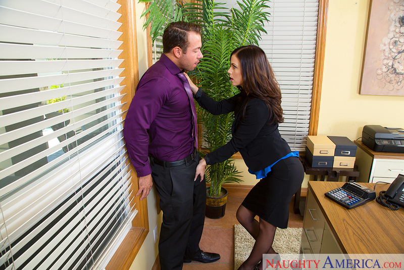 Naughty Office - Whitney Westgat