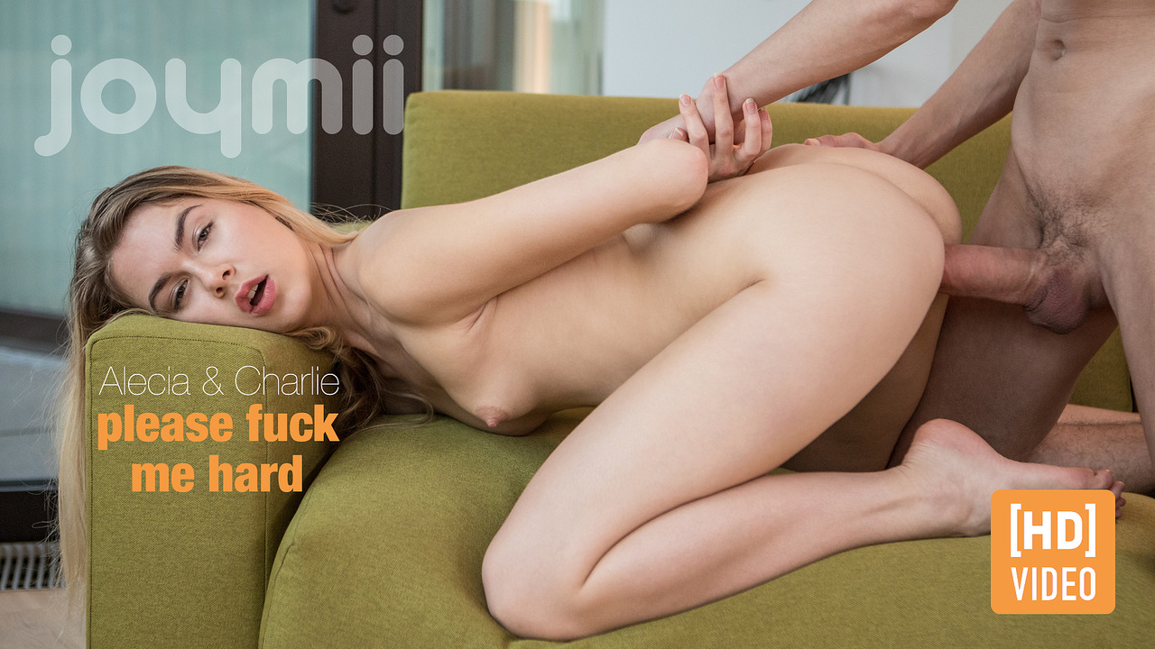 Please Fuck Me Hard