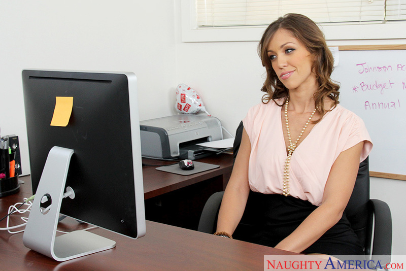 Naughty Office - Audrey Rose & B