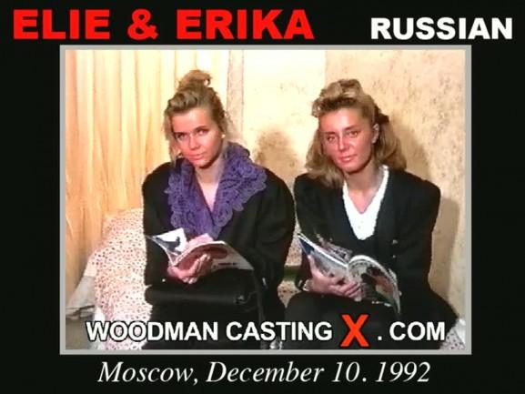 Erika and Elie casting