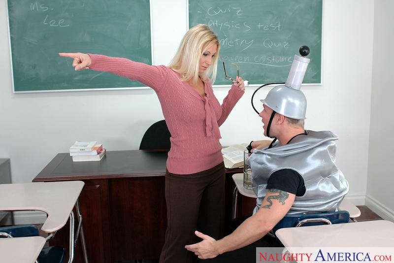 My First Sex Teacher - Devon Lee