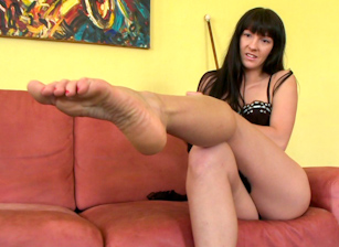 Feet Pleasure Escena 3