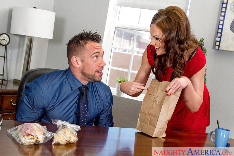 Naughty Office - Tina Kay & John