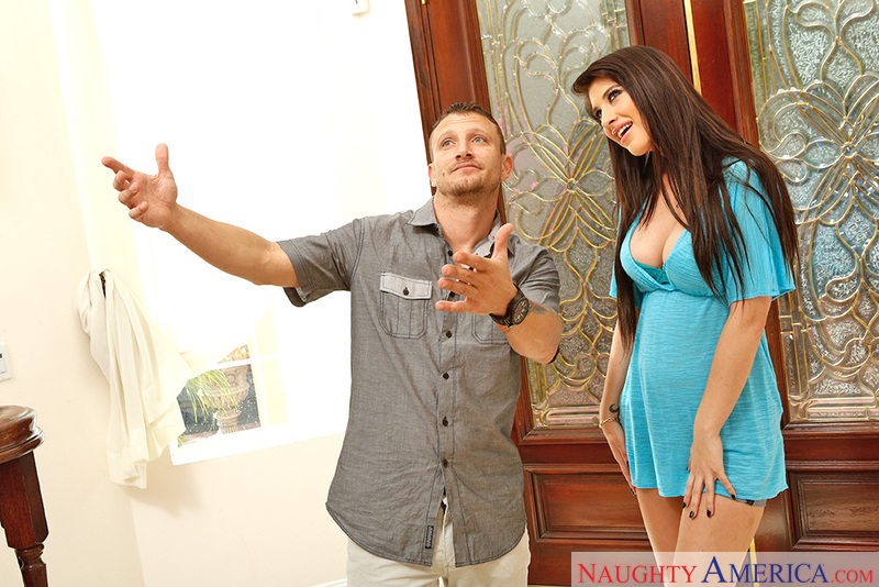 Neighbor Affair - Karina White &