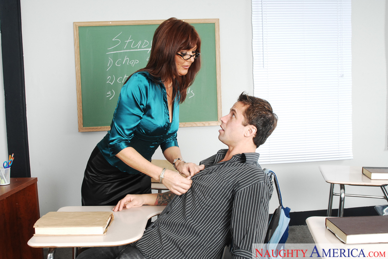 My First Sex Teacher - Desi Foxx