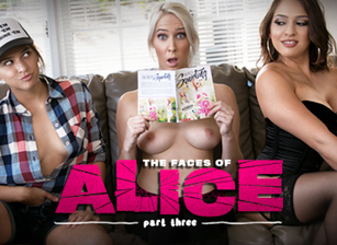 The Faces of Alice: Part Three