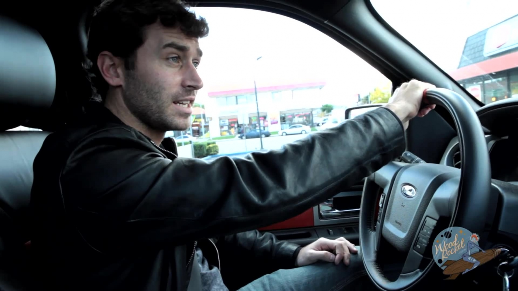 James Deen Orders Everything At