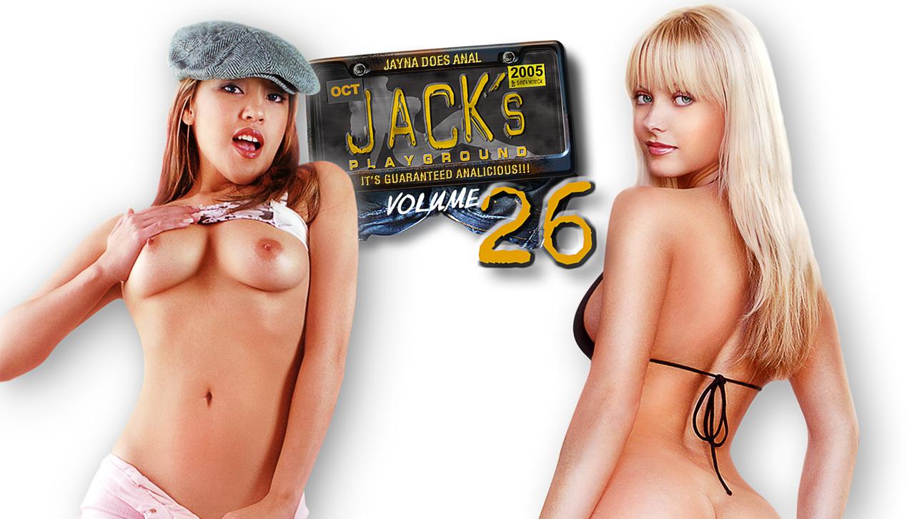 Jack's Playground 26 Scène 1