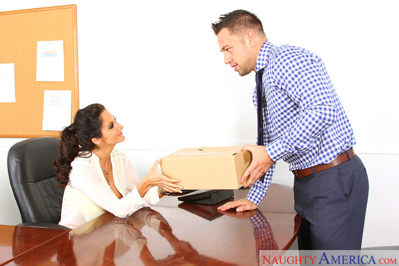 Naughty Office - Ava Addams & Jo
