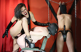 Dominatrix is the giver