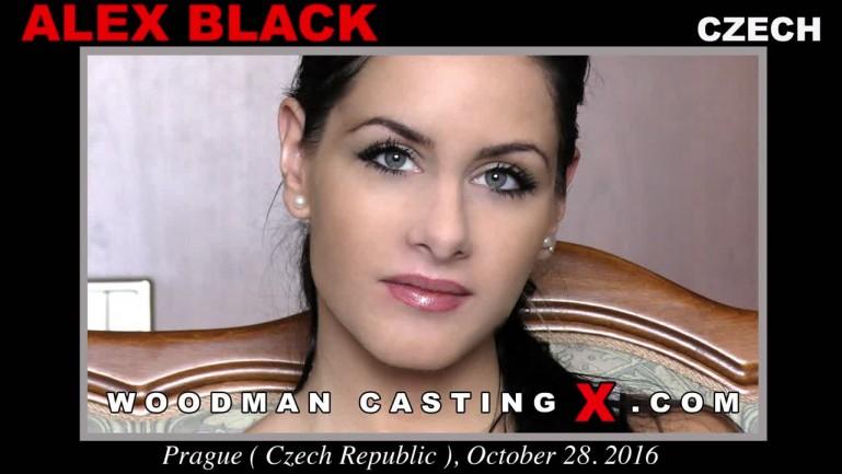 Alex Black casting