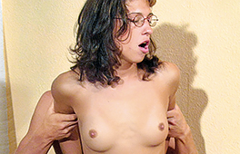 Spectacle Wearing Cougar