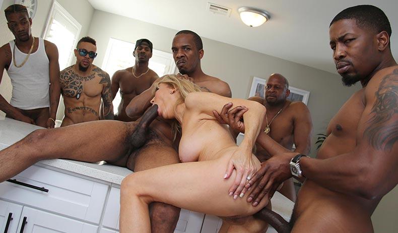 Blacks On Cougars - Erica Lauren