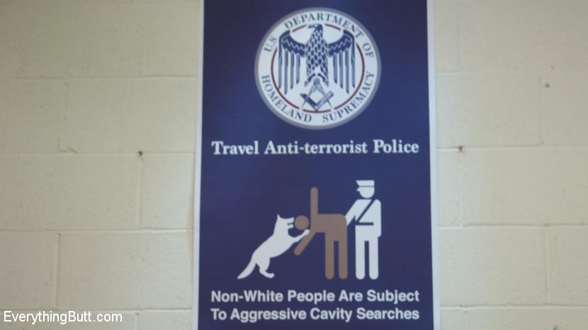 TSAnal immigration Brutality.