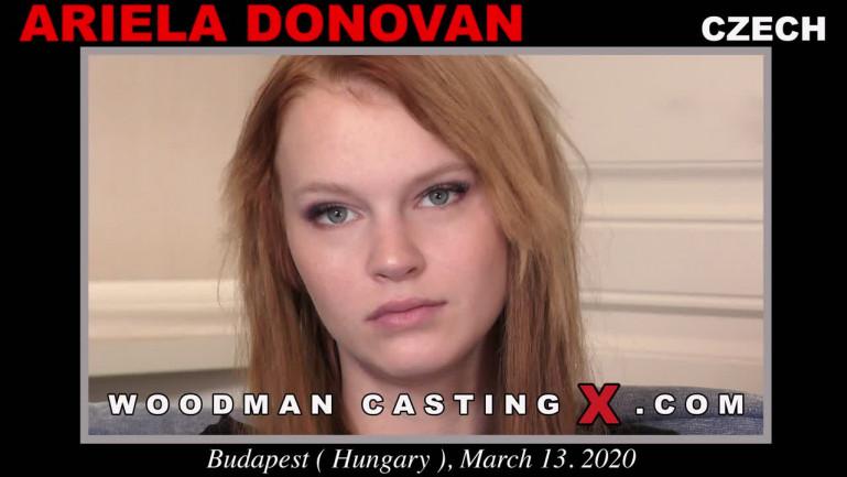 Ariela Donovan casting