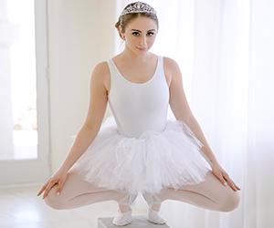Stretchy Lil Dancer Scène 1