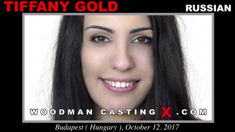 Tiffany Gold casting