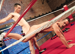 Knockouts And Takedowns Scène 4