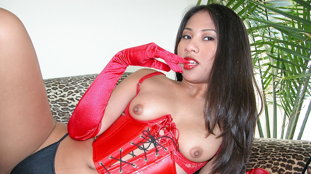 Nyomi Marcela Hot Asian Going Ba