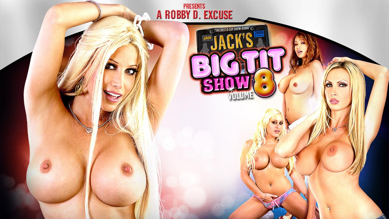 Jack's Big Tit Show 08 Scène 1