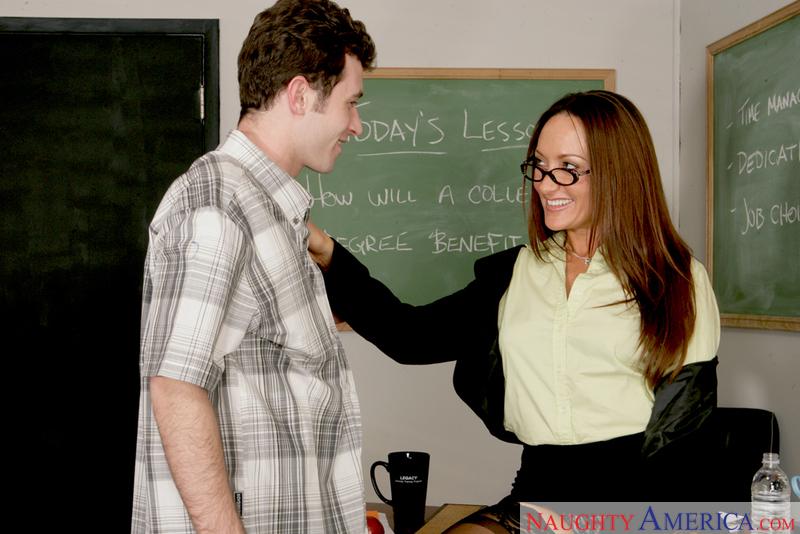 My First Sex Teacher - Michelle