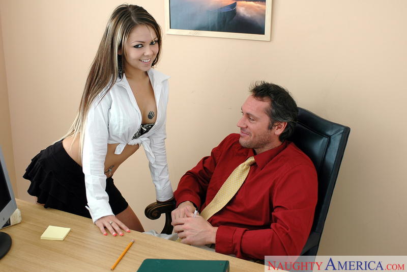 Naughty Office - Julia Bond & Jo