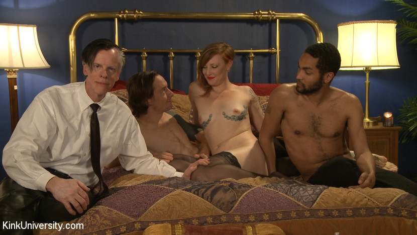 MMMF Threesomes: How to Perform