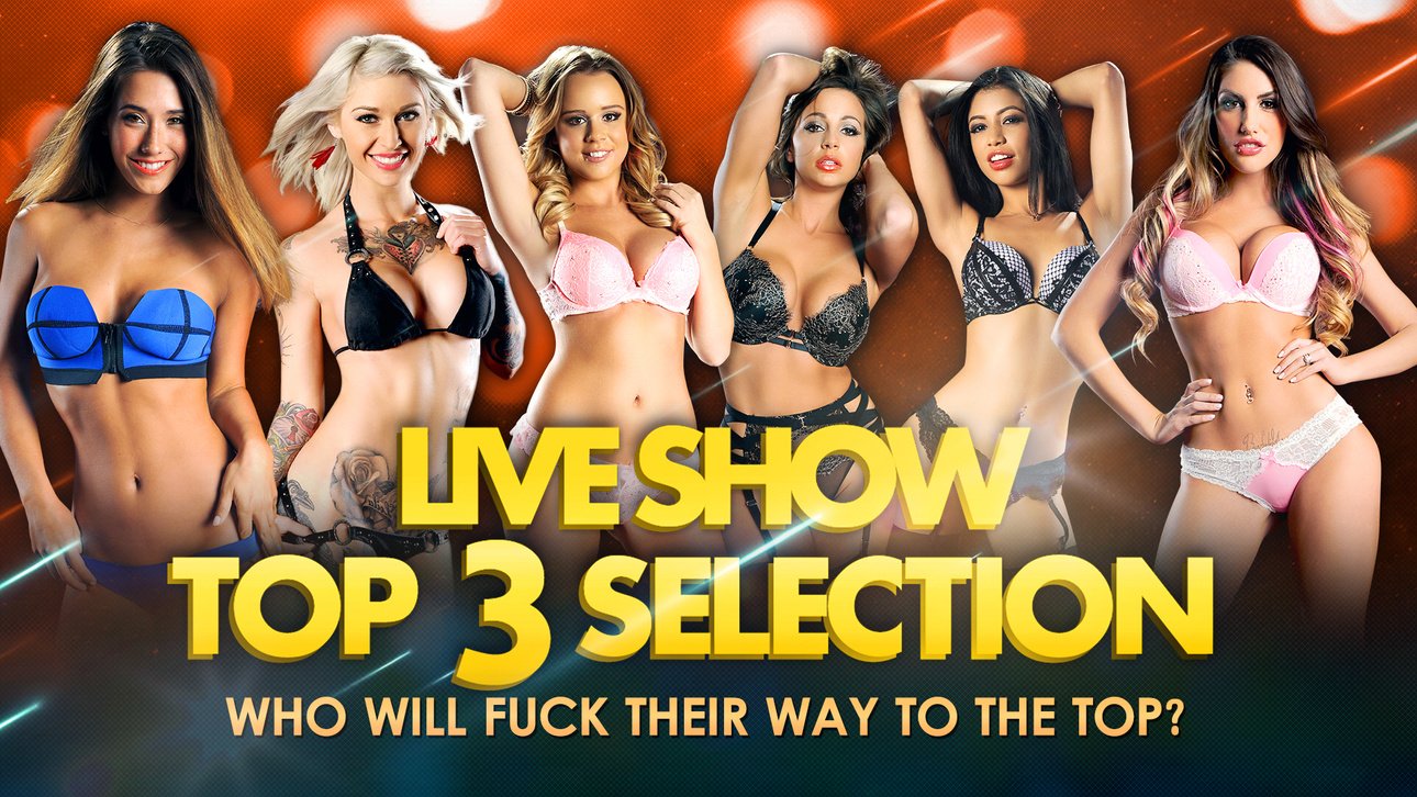 Top 3 Live Show Competition