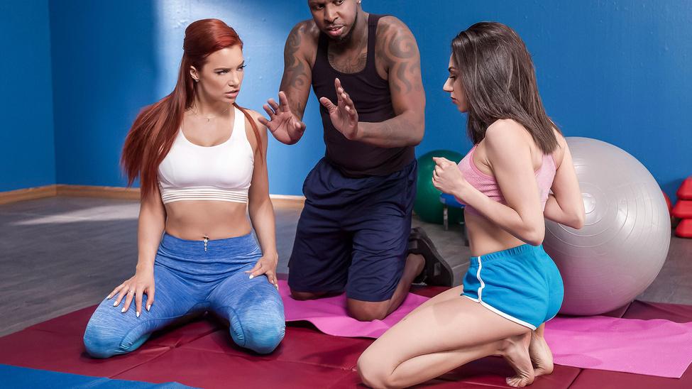 Pilates for Hotties Scène 1