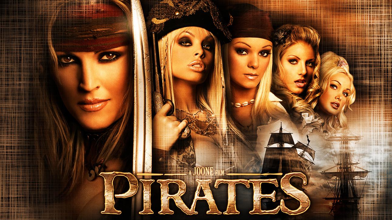 Pirates Scènes