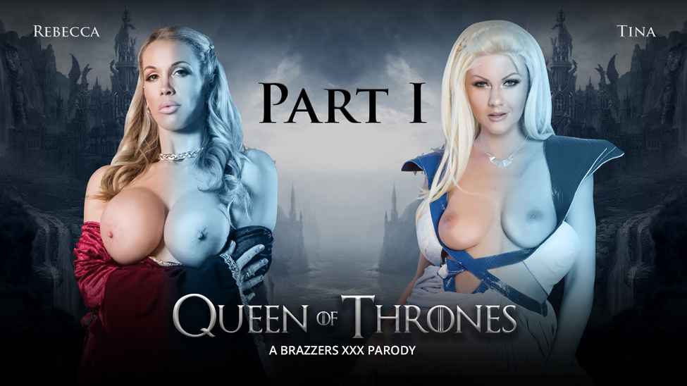 Queen Of Thrones: Part 1 (A XXX