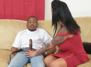 My Black Cock Affair Escena 2