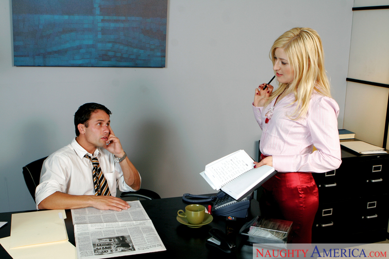 Naughty Office - Paris Gables &