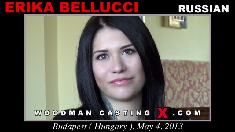Erika Bellucci casting