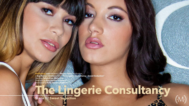 The Lingerie Consultancy Episode