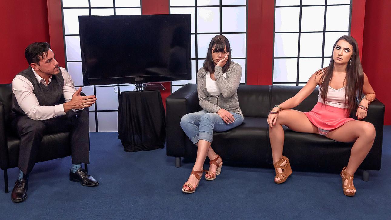 Wild Teen Talk Show Scène 1