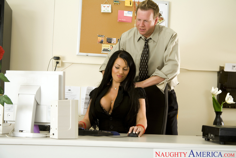 Naughty Office - Kerry Louise &