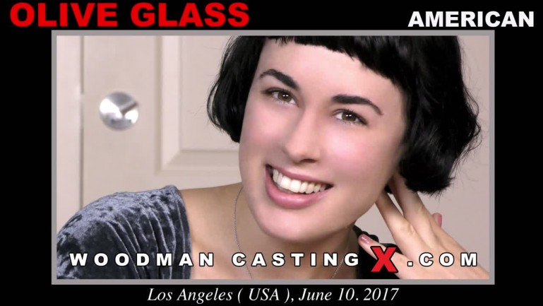 Olive Glass casting