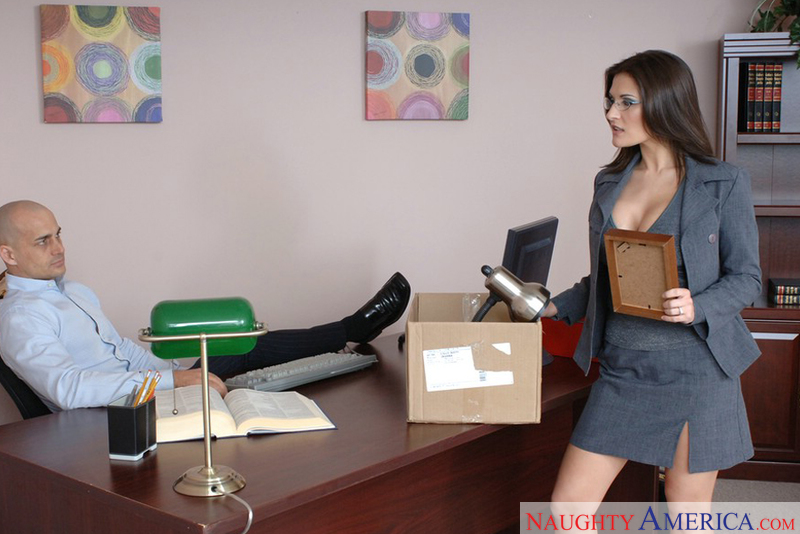 Naughty Office - Austin Kincaid