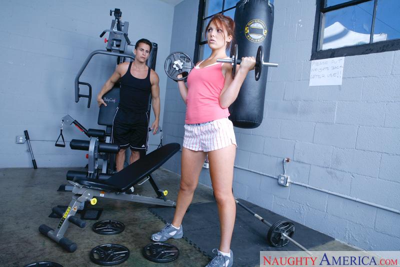 Naughty Athletics - Shayne Ryder
