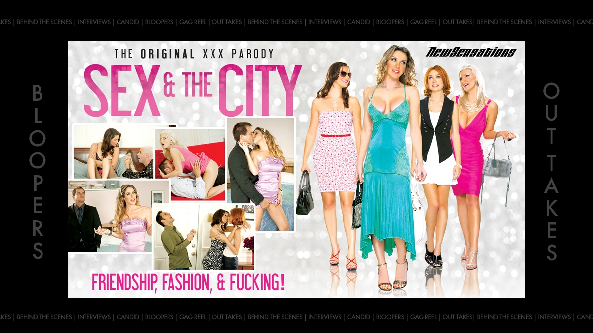 Sex & The City - Bloopers
