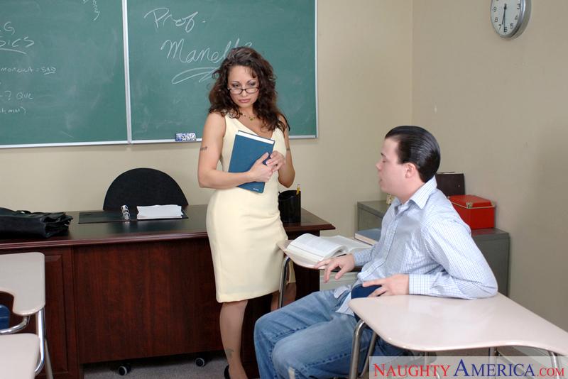 My First Sex Teacher - Isabella