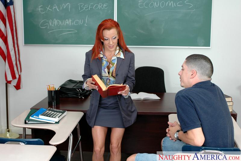My First Sex Teacher - Shannon K