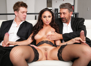 Ariana Marie: First DP Makes Her