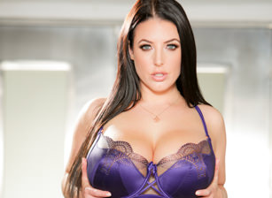 Angela White: Big-Tit Interracia