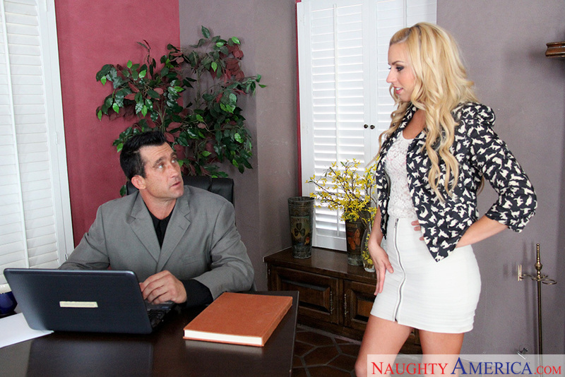 Naughty Office - Lexi Belle & Bi