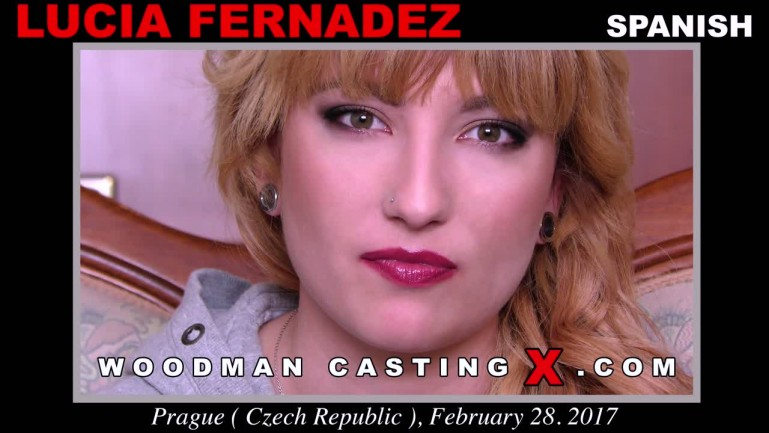 Lucia Fernandez casting