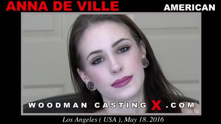 Anna De Ville casting