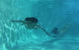 Ibiza Splash Crush Scène 1